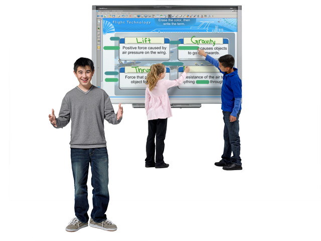 Interaktivní tabule SMART Board řada 800